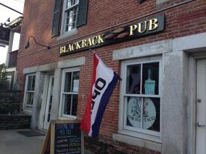 BlackBack Pub, Waterbury, VT