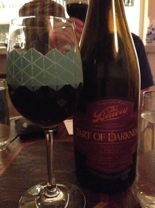 The Bruery's Tart of Darkness