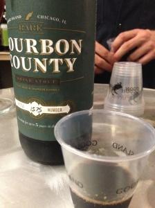 Bourbon County Rare!!!