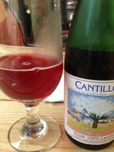 Cantillon Kriek @ The Jeffrey