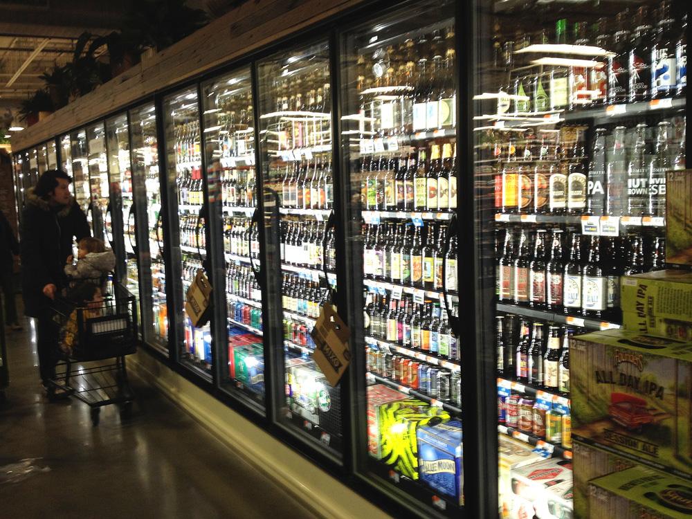 Whole Foods Goose Island Bourbon County