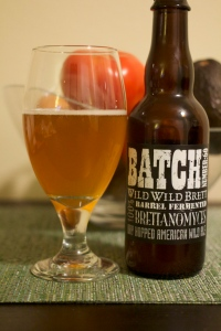 Crooked Stave Wild Wild Brett Batch #60
