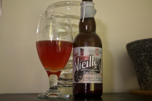 Crooked Stave Vieille Cranberry & Spices