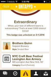 Beer #1,000