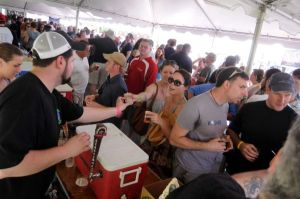 Last year's Lower Hudson Valley Craft Beer Festival