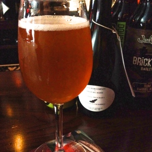 Ithaca Brute (2008) Wild Ale aged with champagne yeast