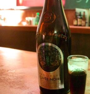 Brooklyn Brewery's Cuvee Noir