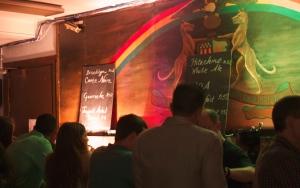Connoisseurs' Lounge bar